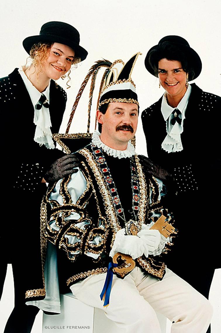 Carnaval na band 1993 - 1 3